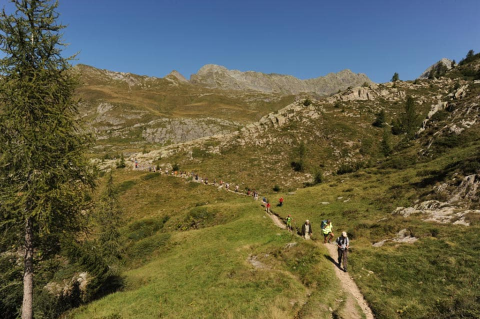 Sentiero corona - Parco delle Orobie Bergamasche