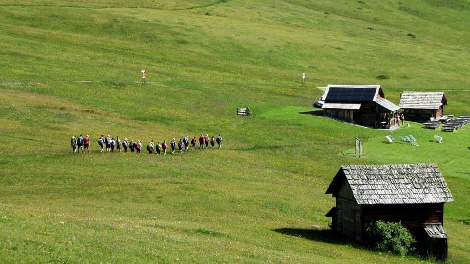 Parco Nazionale Puez-Odle - 30 giugno - 1 luglio 2018