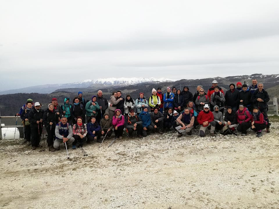 Lessinia – Roverè Veronese 15 Aprile 2018
