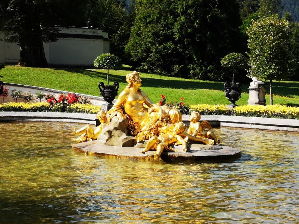 Zugspitze e castelli Bavaresi 4-9 Agosto 2018