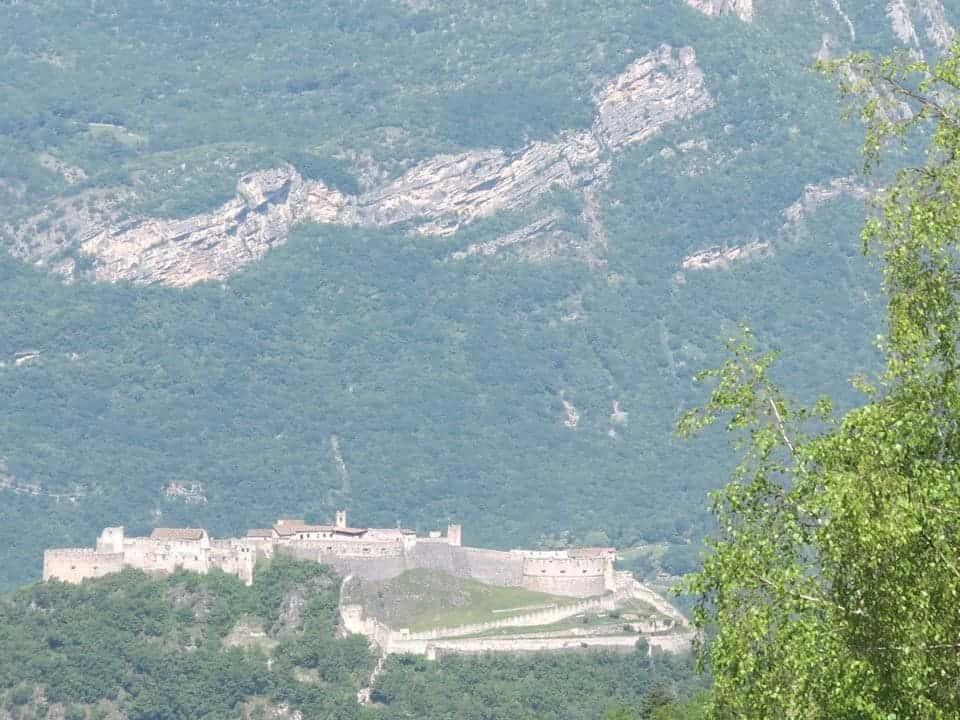 Dalla Montagna al Castello - 6 maggio 2018