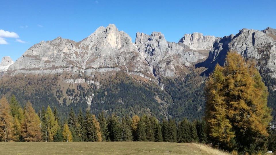 Monte Fertazza - 21 Ottobre 2018